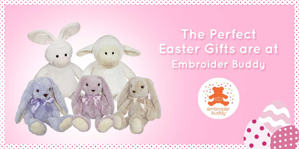 The Perfect Easter Gifts are at Embroider Buddy!