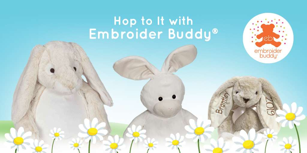 Hop to It with Embroider Buddy®!