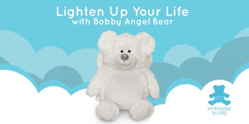Lighten Up Your Life With Bobby Angel Bear!