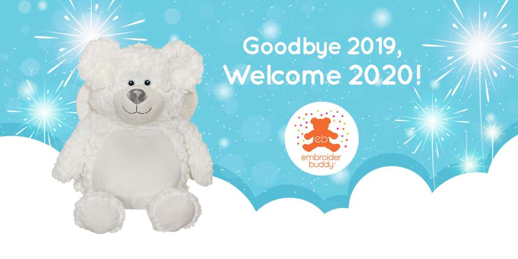 Goodbye 2019, Welcome 2020!