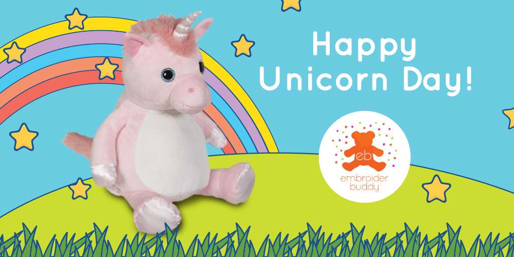 Happy Unicorn Day!