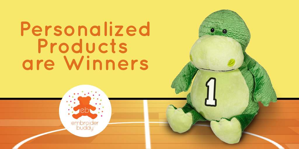Personalized Products are Winners!