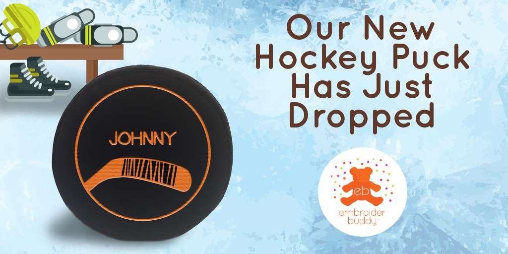 Our New Hockey Puck Has Just Dropped!