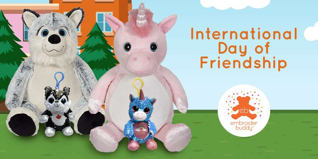 Celebrating International Day of Friendship!