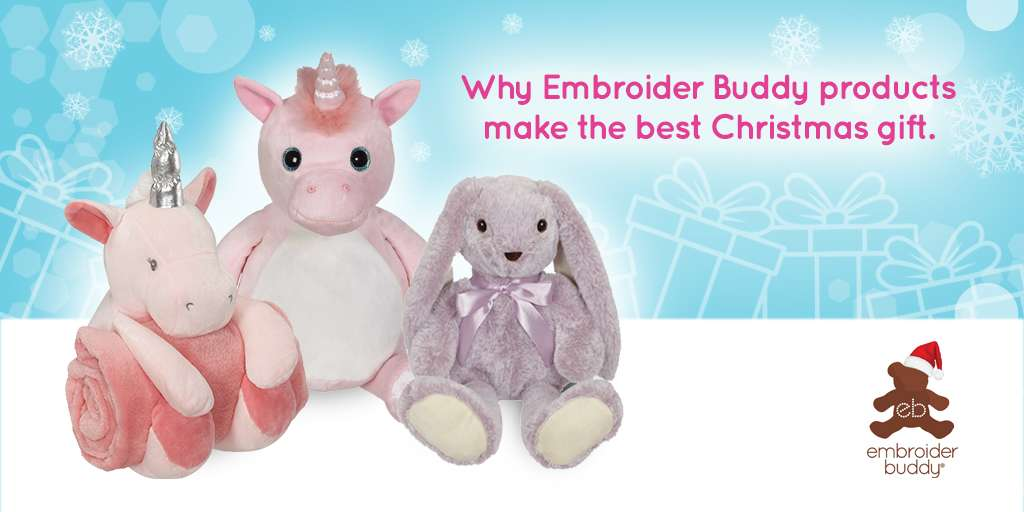 Why Embroider Buddy® Products Make the Best Christmas Gift