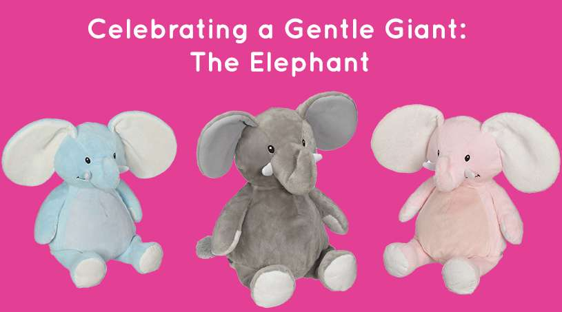 Celebrating a Gentle Giant: Elephant Buddies