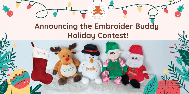 Embroider Buddy Contest