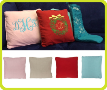 Ask the Expert: Embroider Buddy® Pillows