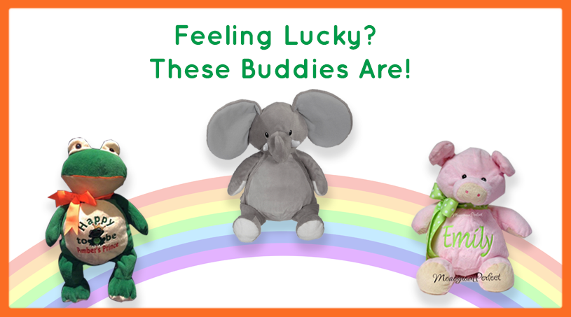Feeling Lucky? These Buddies Are!