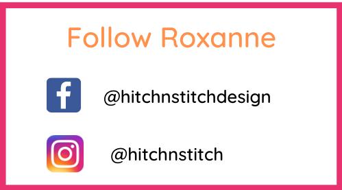 Follow Roxanne on