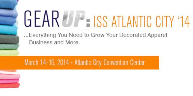 Join Embroider Buddy® at ISS Atlantic City