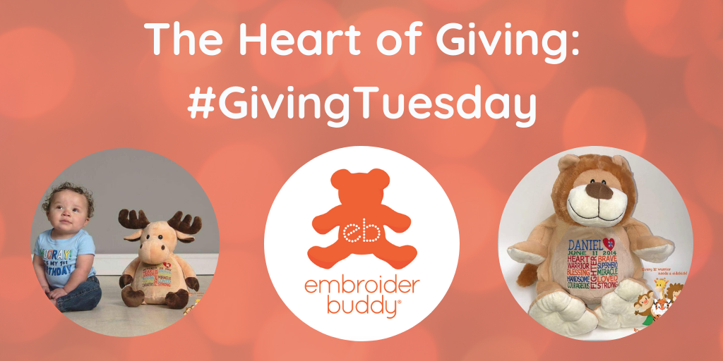 The Heart of Giving: #GivingTuesday