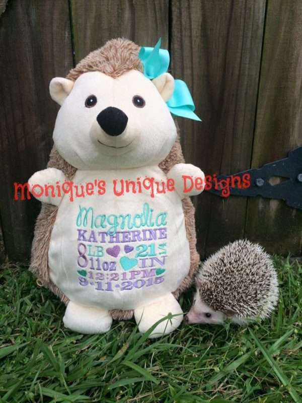 Hedley Hedgehog Buddy