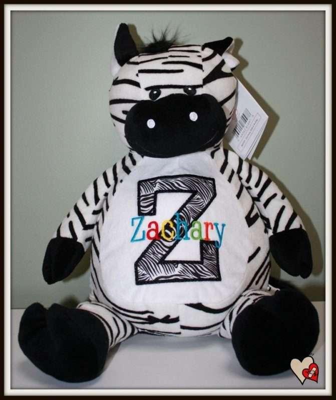 Zebra Buddy