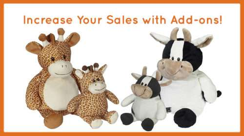 Increase Your Sales with Add-ons