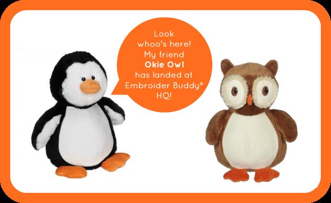 Look whoo's here? Welcome Okie Owl!