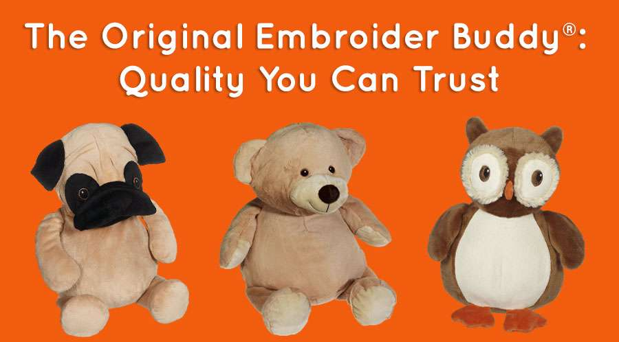 The Original Embroider Buddy®: Quality You Can Trust