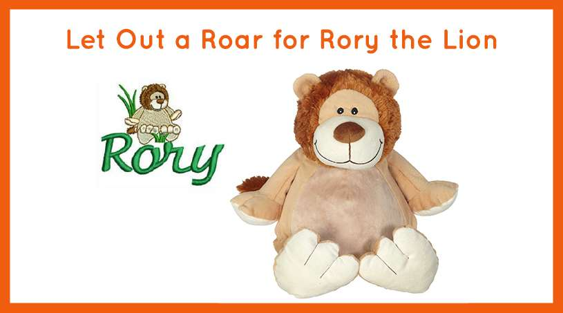 Let Out a Roar for Rory the Lion