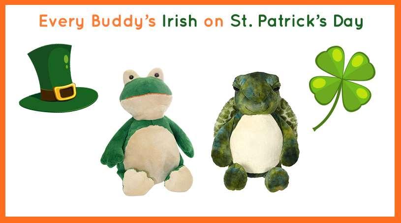 Every Buddy's Irish on St. Patrick's Day