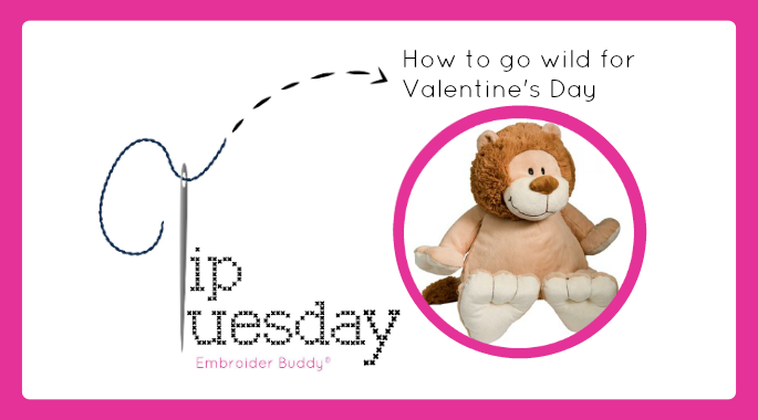 Tip Tuesday: How to go wild for Valentine's Day