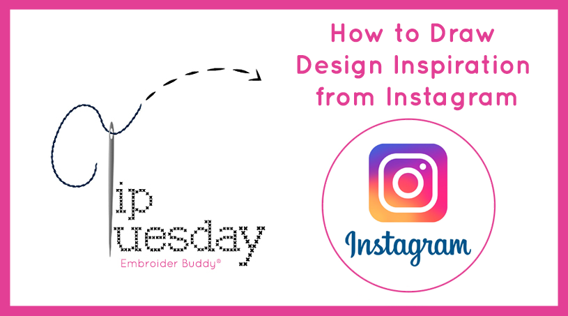 Tip Tuesday: How to Draw Design Inspiration from Instagram