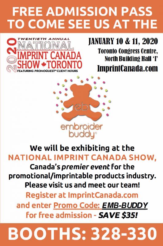 Toronto Imprint Flyer