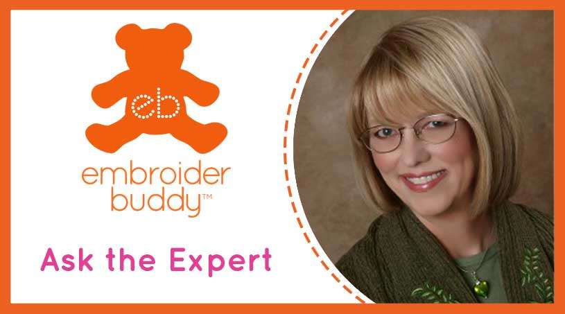 Ask the Expert: What type of stabilizer should I use on Embroider Buddy® stuffed animals