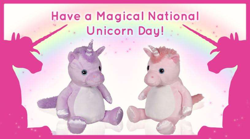 Have a Magical National Unicorn Day